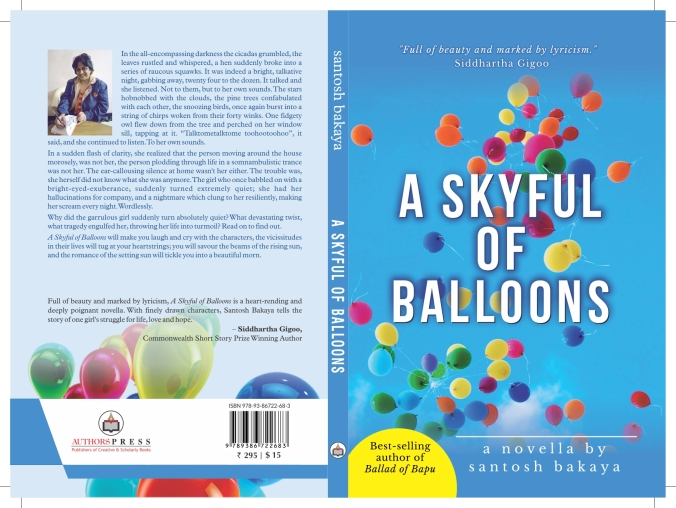 A Skyful of Baloons Santosh Bakaya 02 (1)