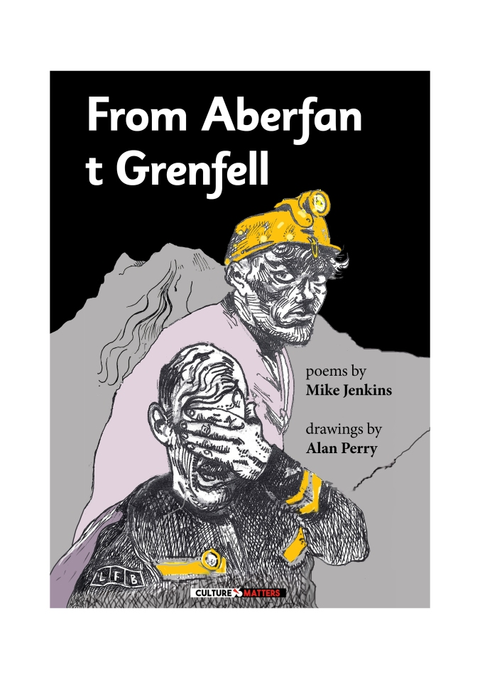 cover of aberfan t grenfell