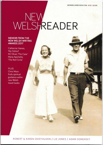 NEW WELSH READER, The Case