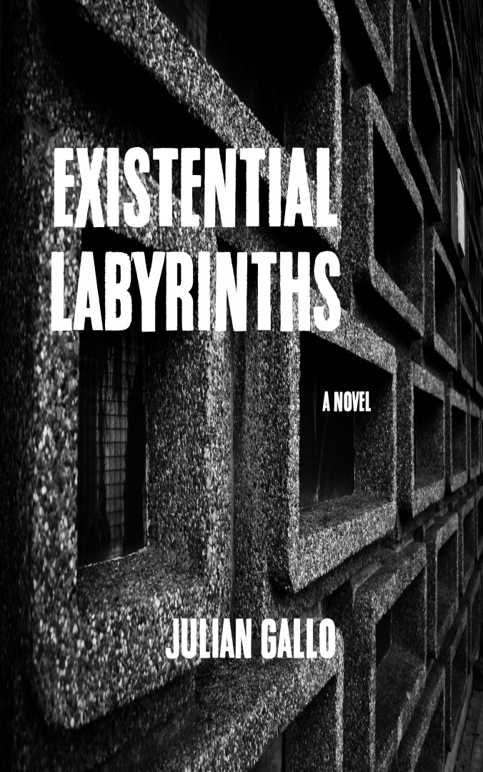 Existential Labyrinths 5x8 cover