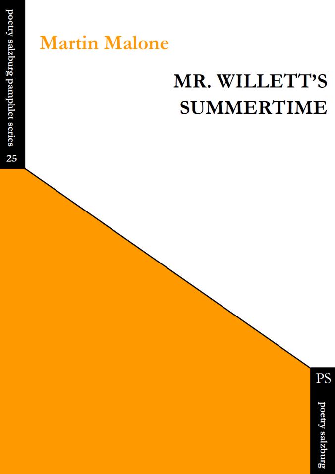 Mr. Willett's Summertime