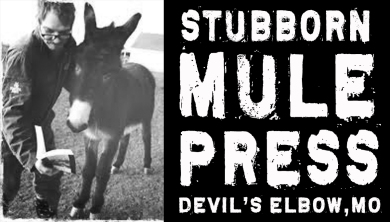 Stubborn Mule Press Logo