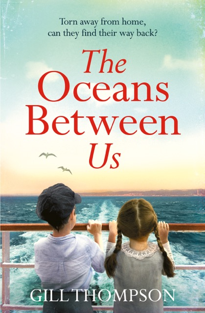 Oceans Between Us final image