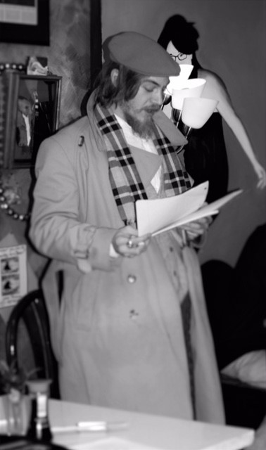 Rachael Ikins photo essay poet 1