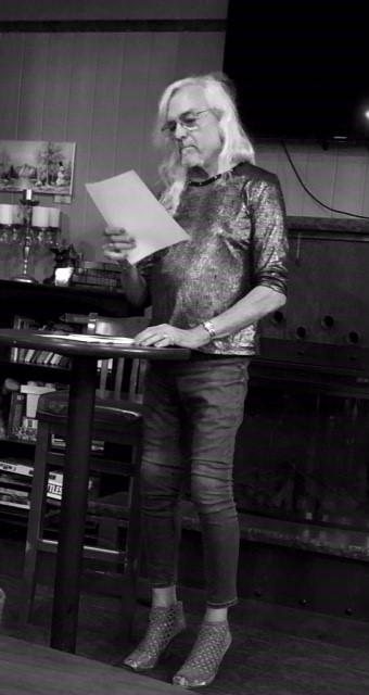 Rachael Ikins photo essay poet 2
