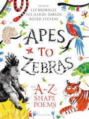 Apes to zebras