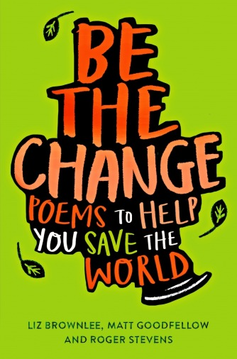 Be The Change cover BIG