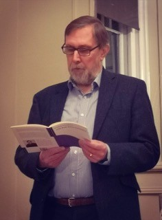 Stephen Claughton reading