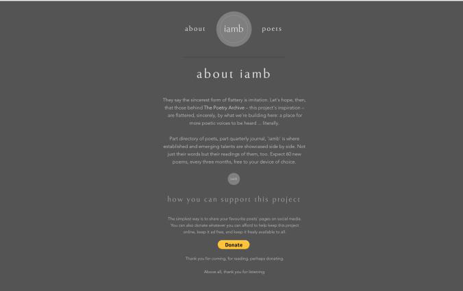 About iamb