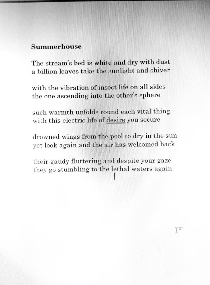 Summerhouse Tristan Moss