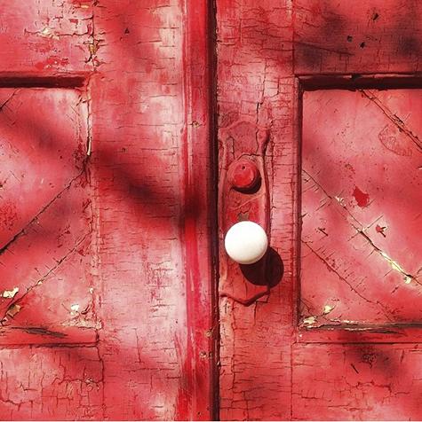 Twoxism red doors