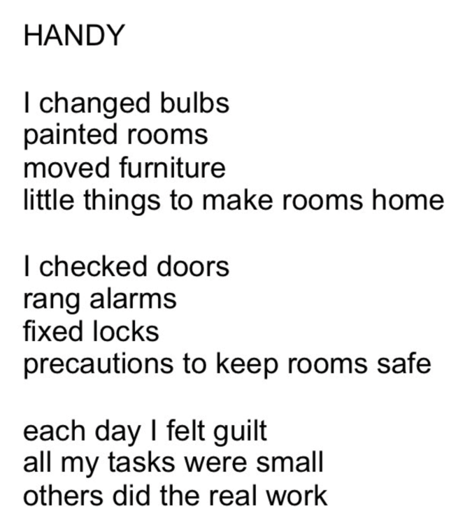 Handy by Richard Wari9ng