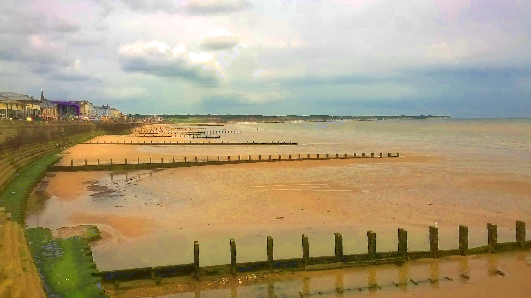 Beach by Paul Brookes