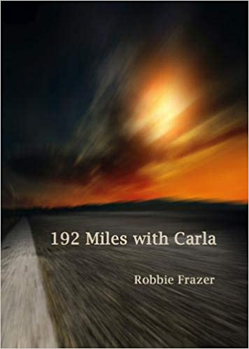 192 Miles with Carla front cover