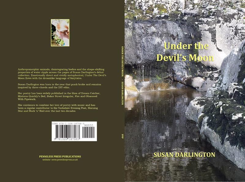 Under The Devil's Moon by Susan Darlington
