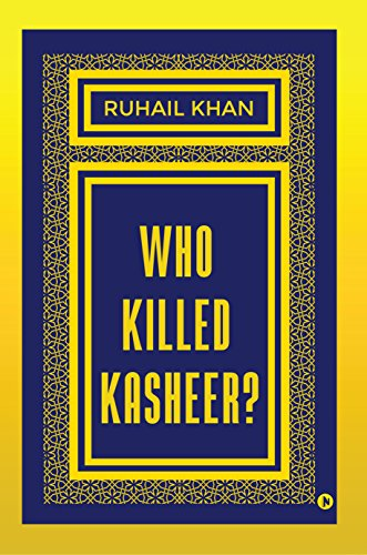 Who Killed Kasheer front cover