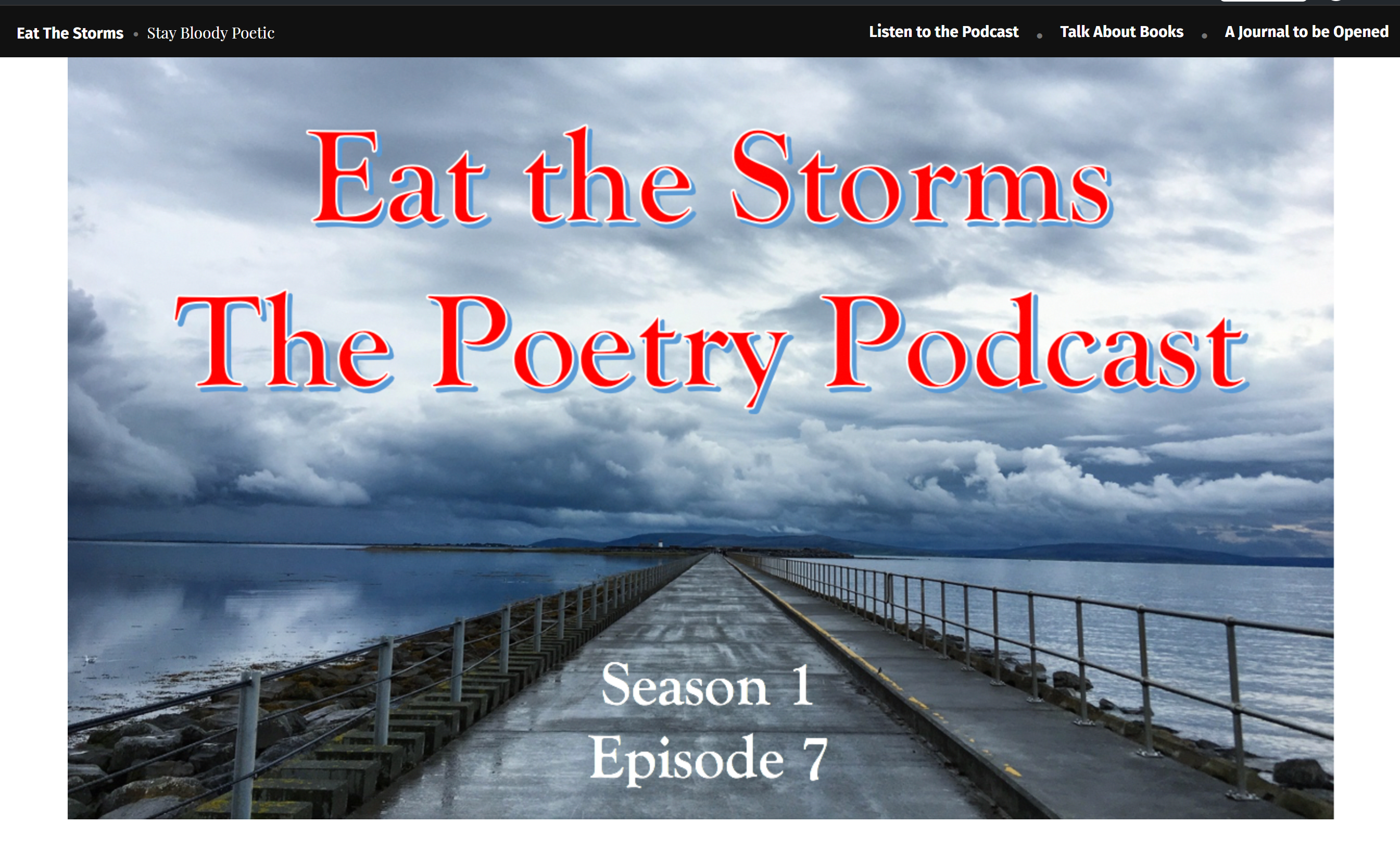 Eat The Storms S1 E7