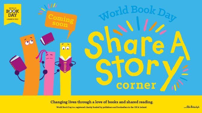 Share A Story Corner WBD