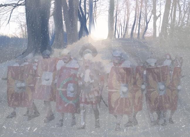 JC28 Roman Soldiers