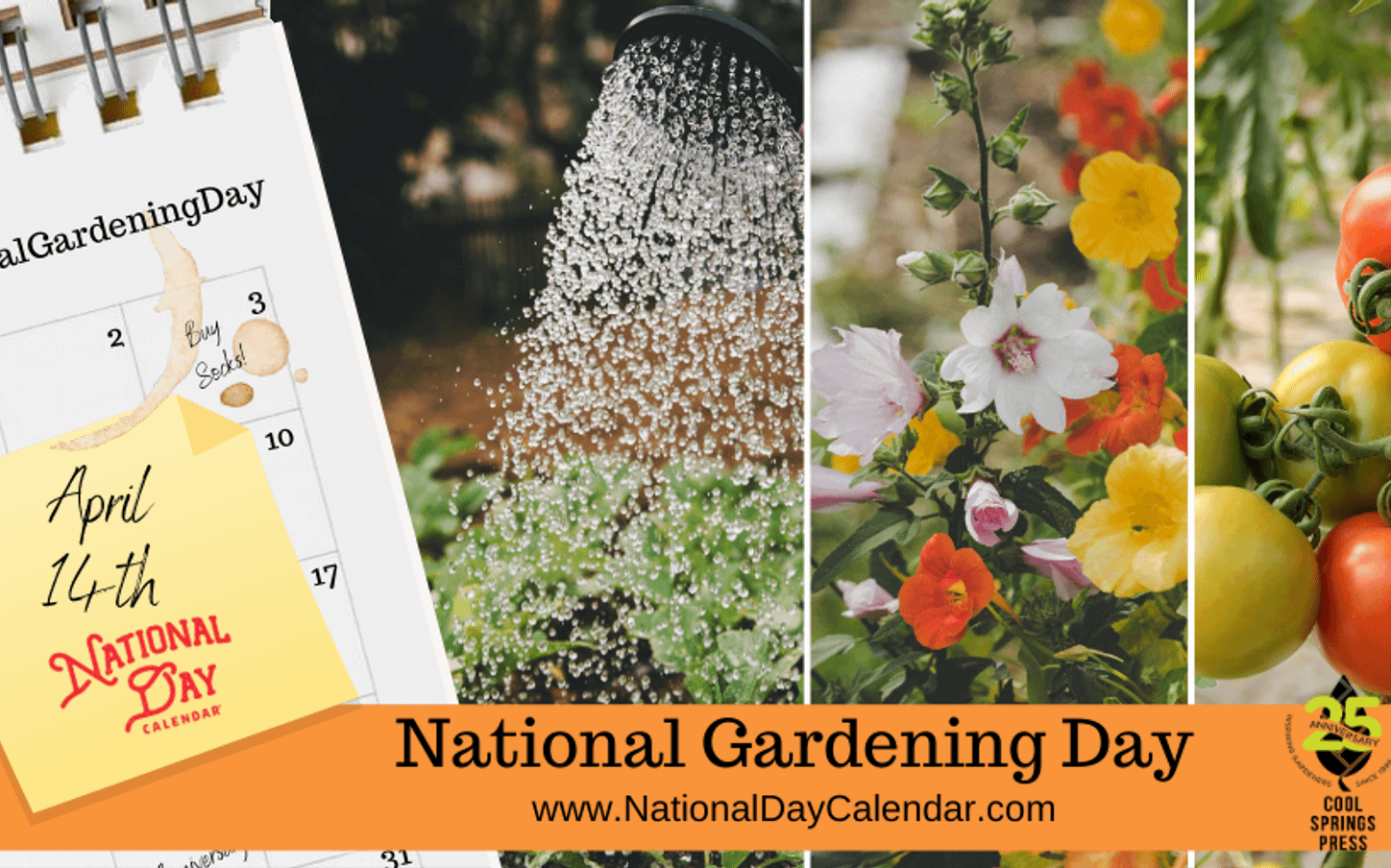 National Gardening-Day-April-14-25th-Anniversary