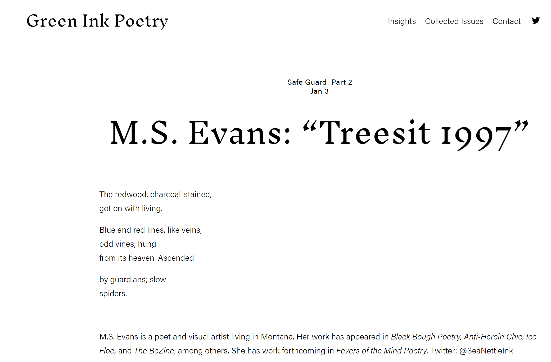 Treesit 1997 M.S.Evans