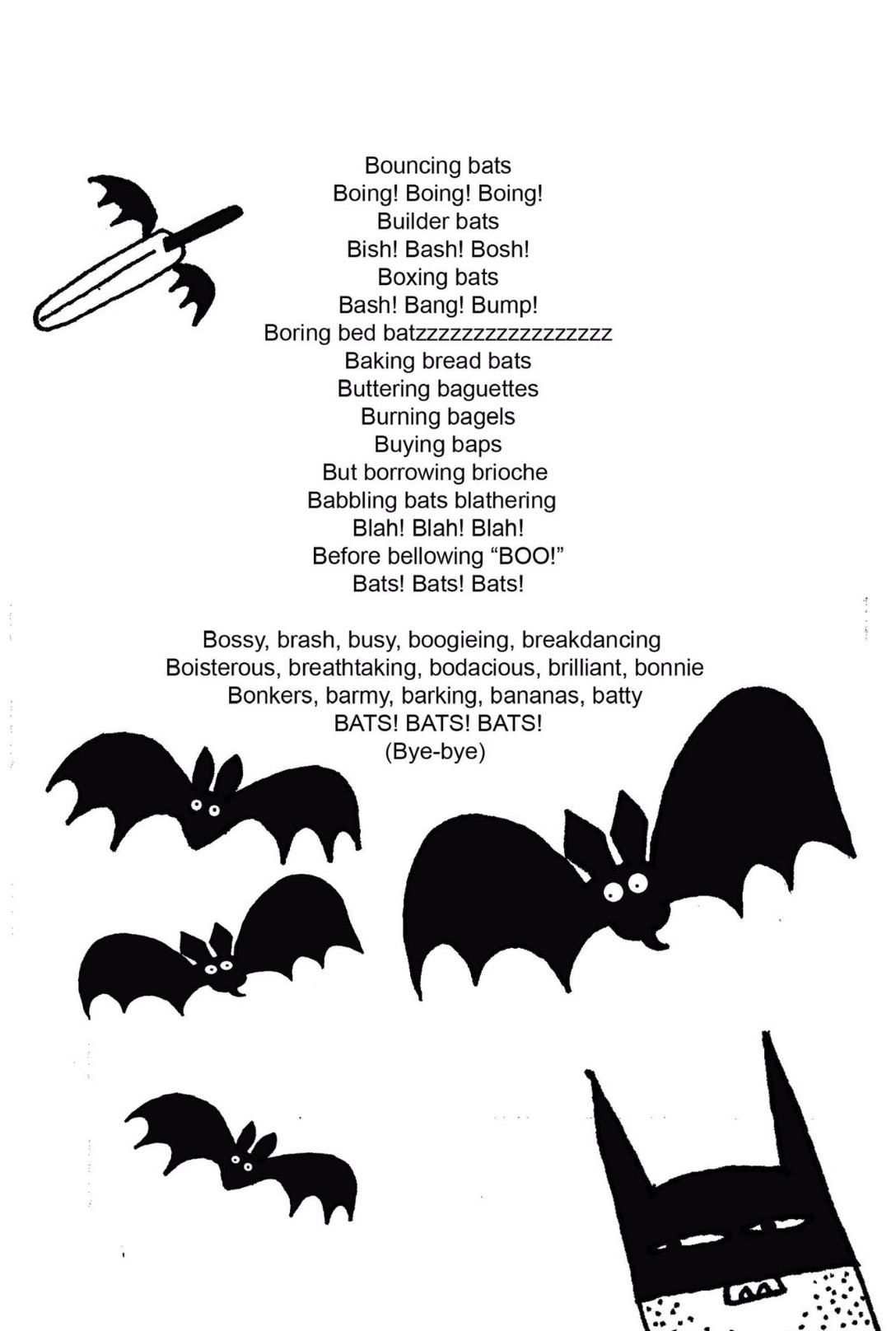 Bats 2 by Neal Zetter