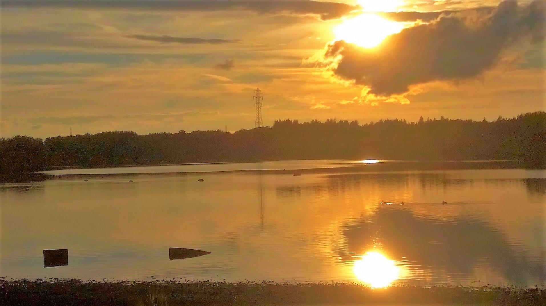 December Lake Manvers