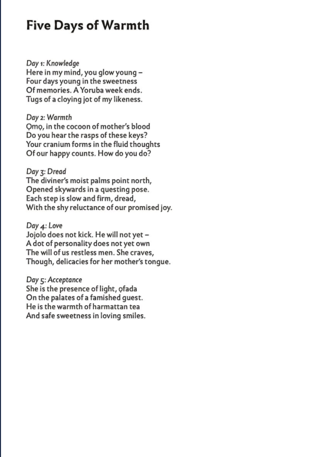 Five Days by Kola