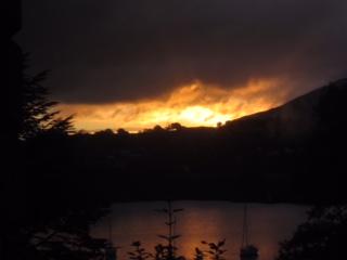 Sunset by Linda Goulden