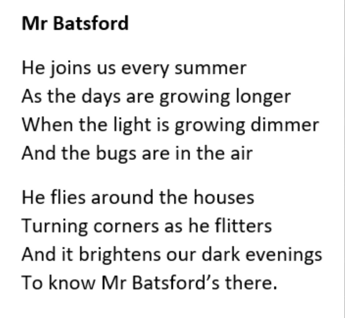 Mr Batsford