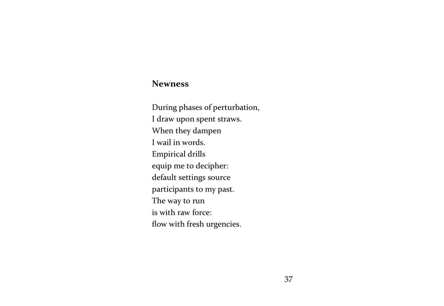 newness by sanjeev sethi