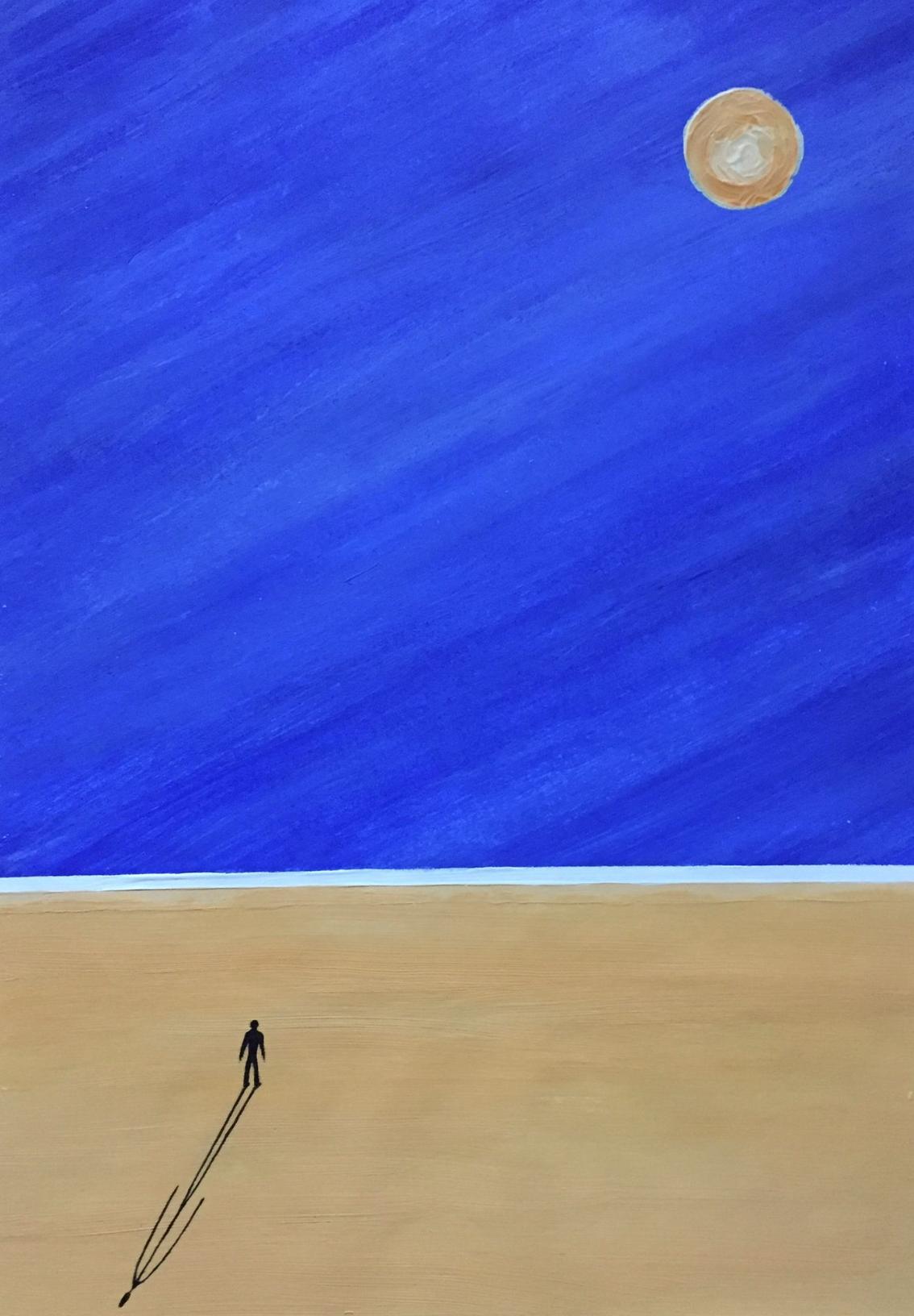John Hawkhead The Beach