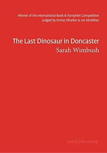 Last Dinosaur by Sarah Wimbush front cover