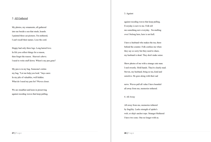 overcome sonnets 2