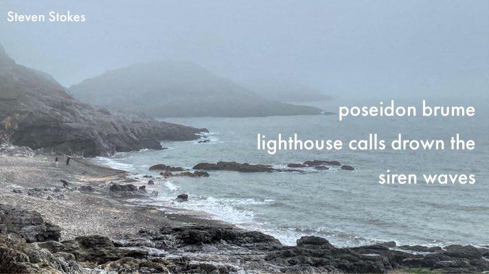 Steven Stokes lighthouse haiku 1