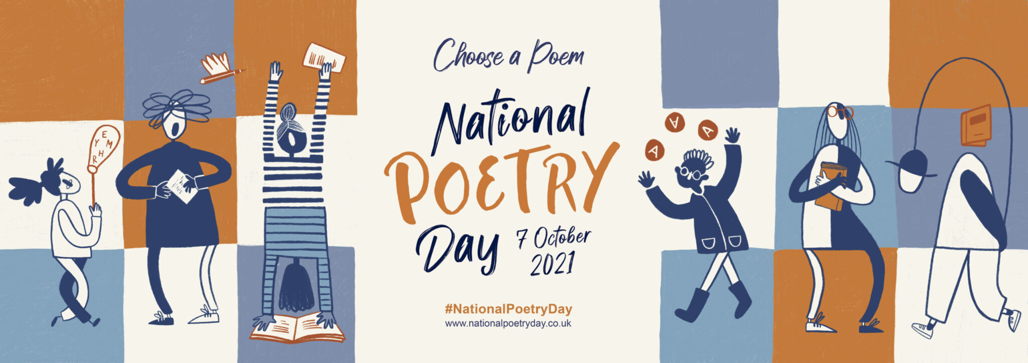 national poetry day image